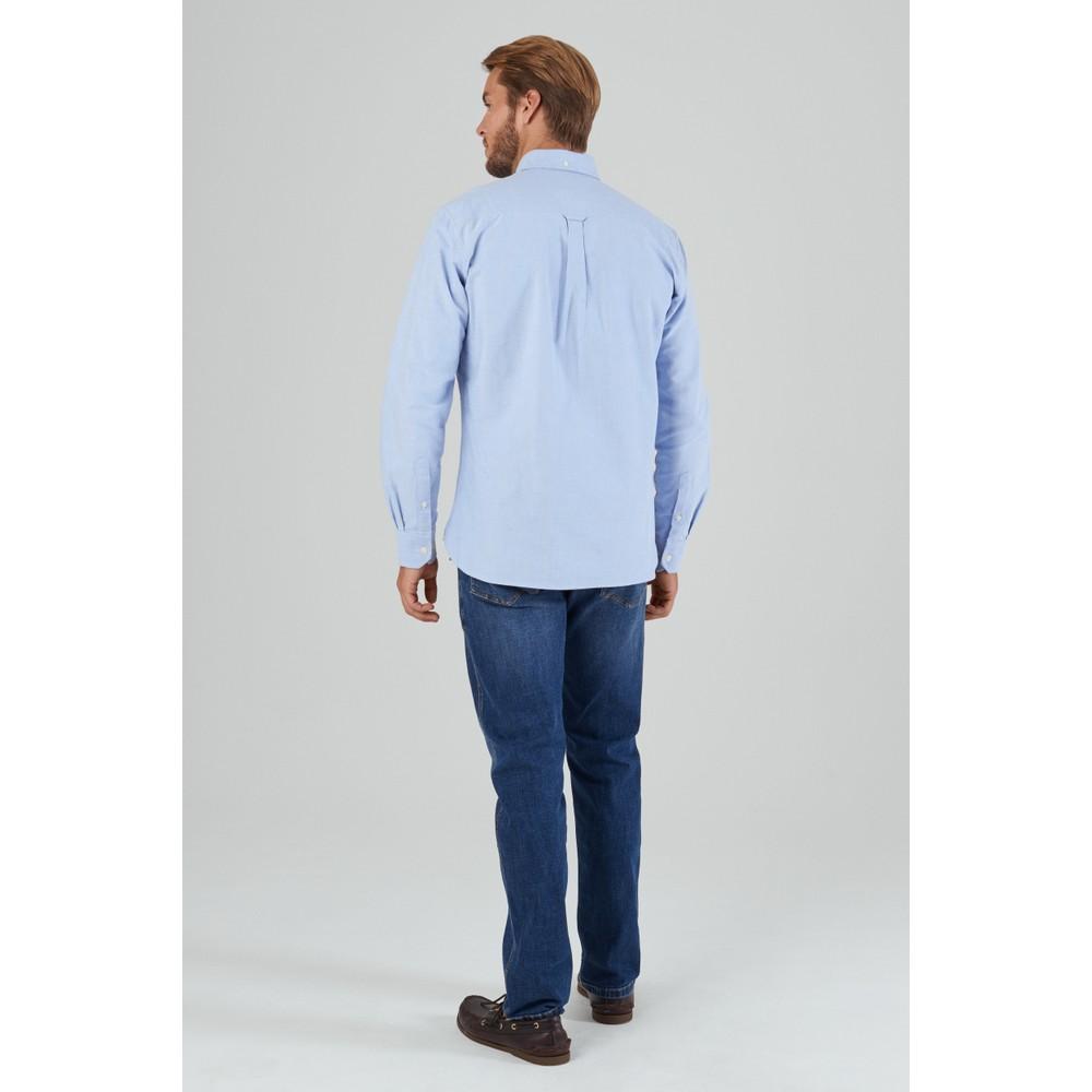 Soft Oxford Shirt Pale Blue