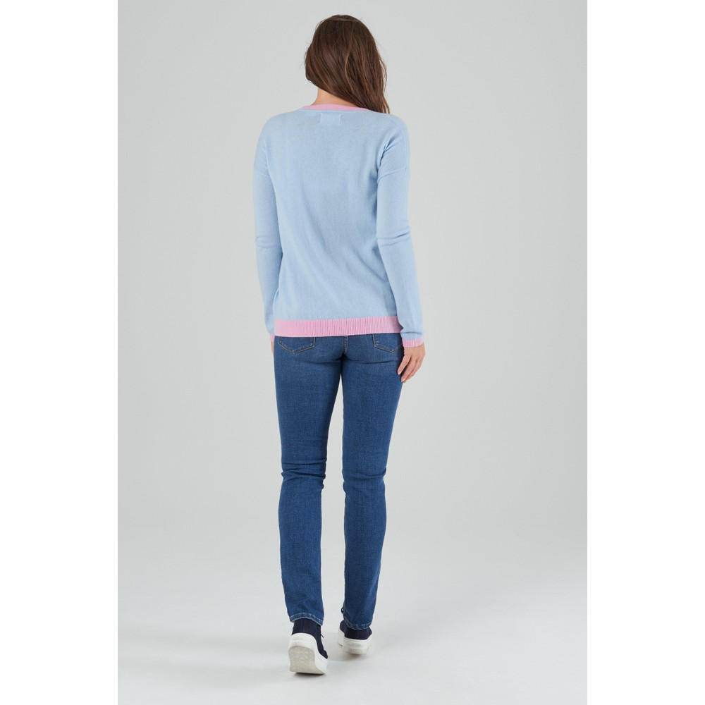 Jessica Jumper Cornflower Blue
