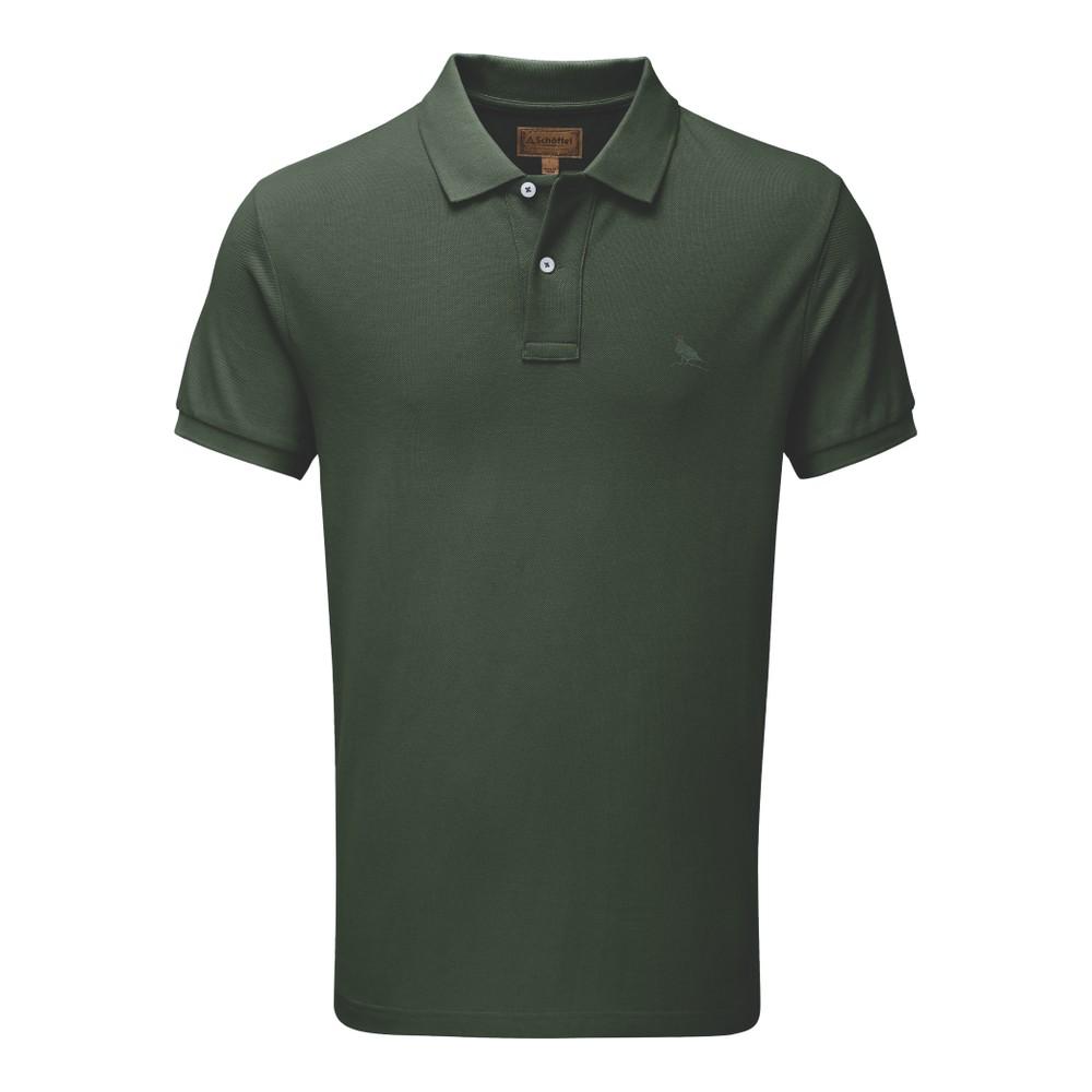 St Ives Polo Shirt Sage