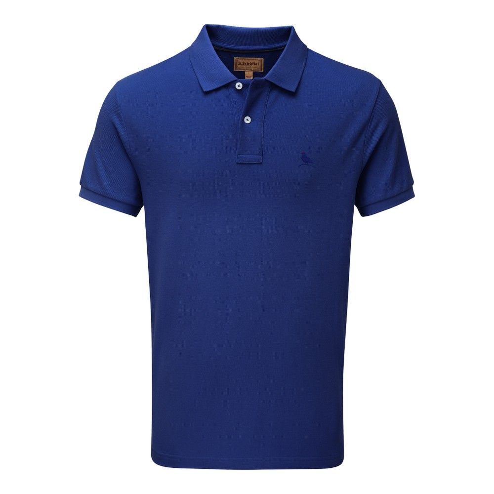 St Ives Polo Shirt Marine