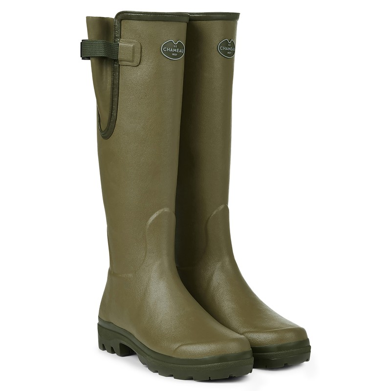 Women's Vierzon Jersey Lined Boot