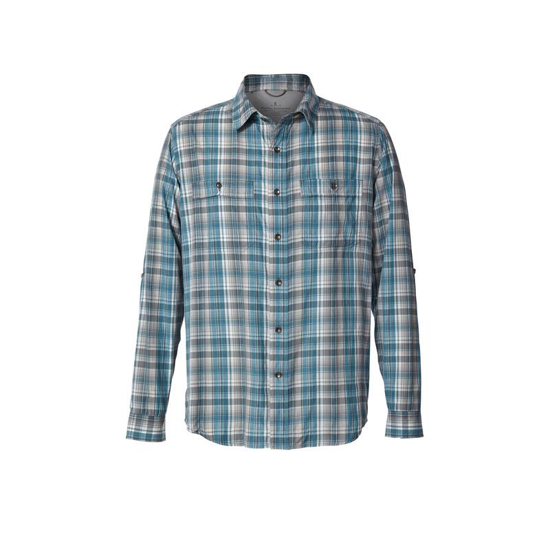 Vista Dry Plaid L/S Shirt
