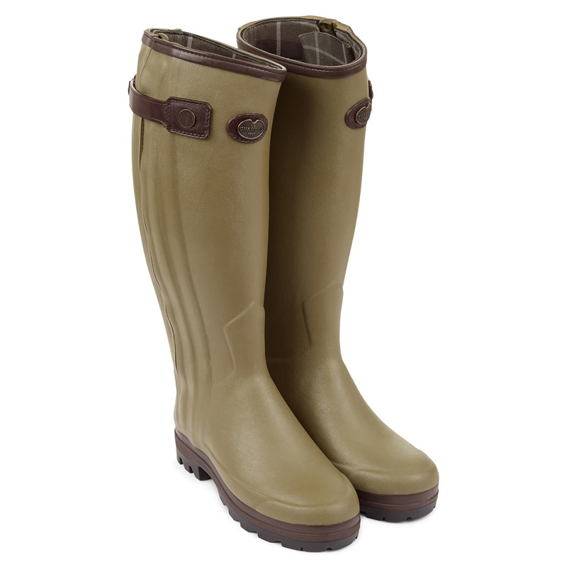 Women's Chasseur Prestige Neoprene Lined Wellingtons