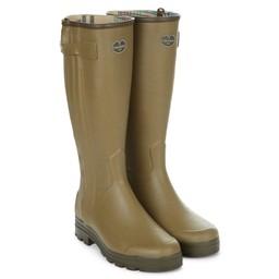 Men's Chasseur Jersey Lined Wellington Boots