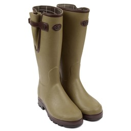 Men's Vierzonord Prestige Neoprene Lined Wellingtons