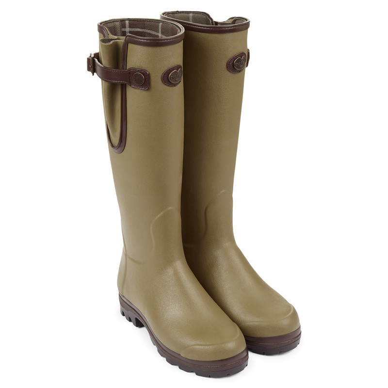 Women's Vierzonord Prestige Neoprene Lined Boot