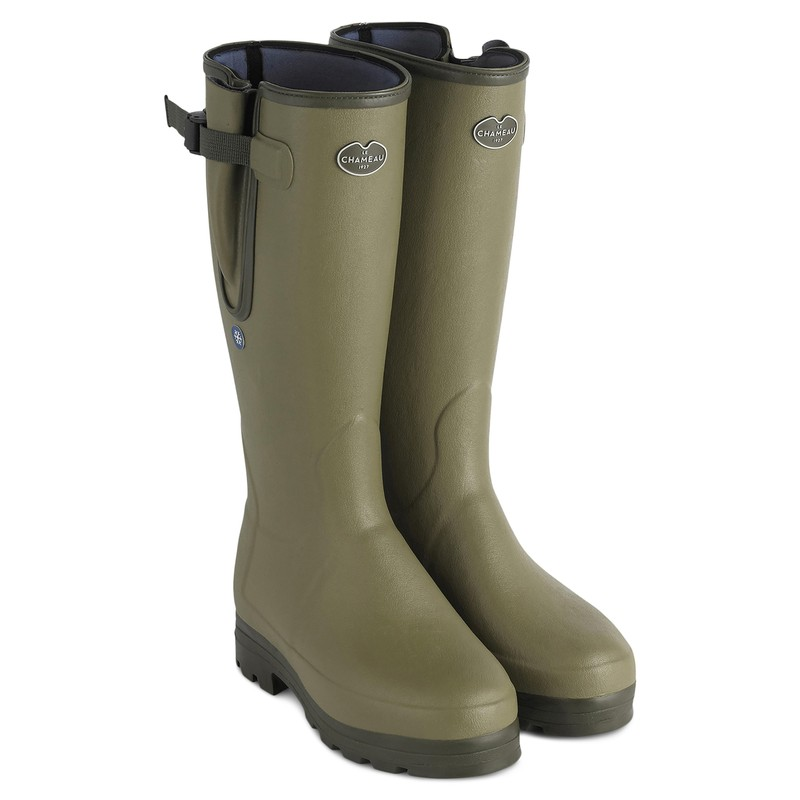 Men's Vierzonord Plus Neoprene Wellington Boots