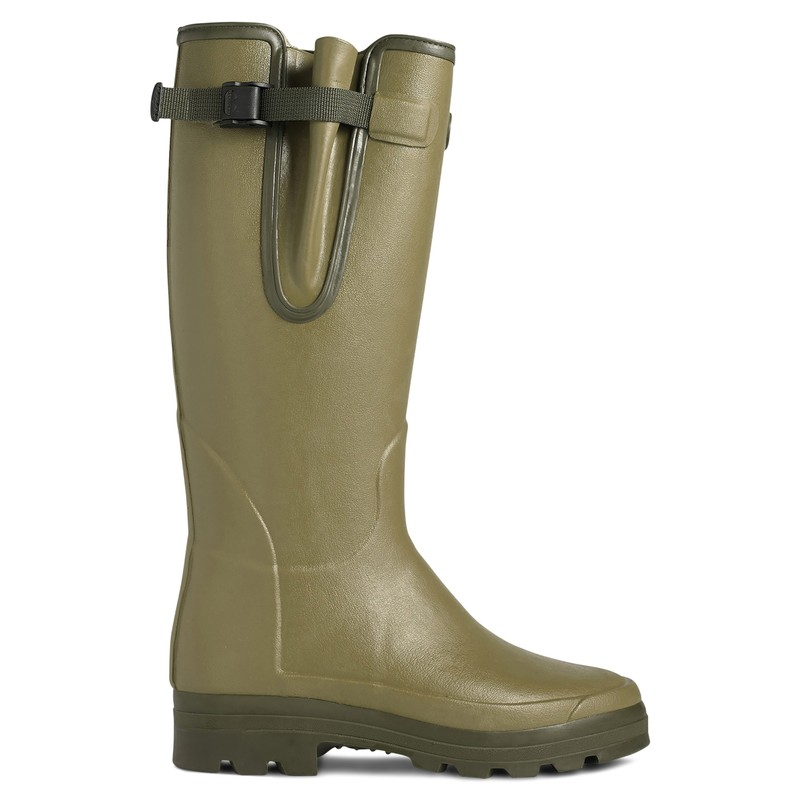 Men's Vierzonord Neoprene Lined Wellington Boots -