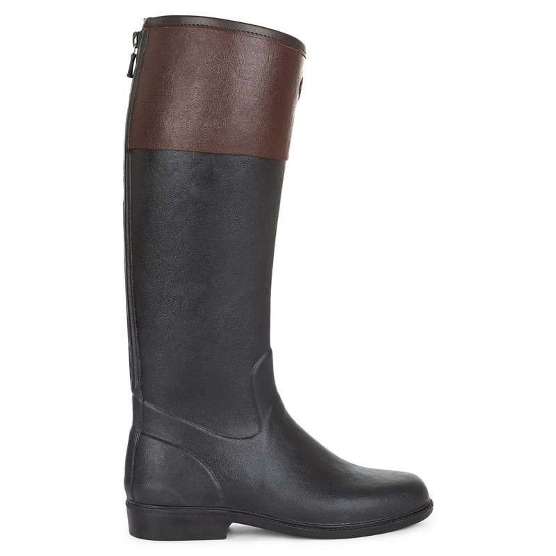 Women's Andalou Ponti Lined Wellington Boots -