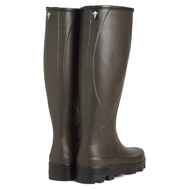 Men's Cérès Neoprene Lined Wellington Boots -