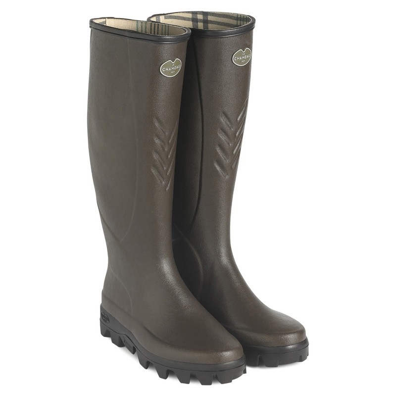Men's Cérès Jersey Lined Wellington Boots