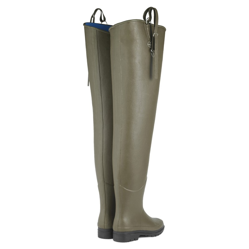 Unisex Deltanord Thigh High Boot -
