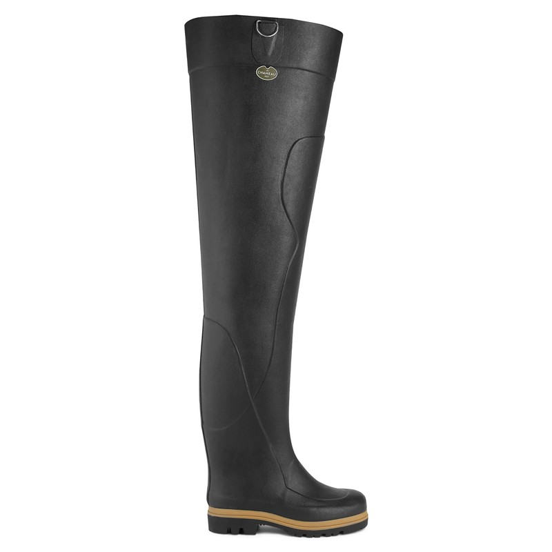 Men's Océane Ponti Thigh Wellington Boots -