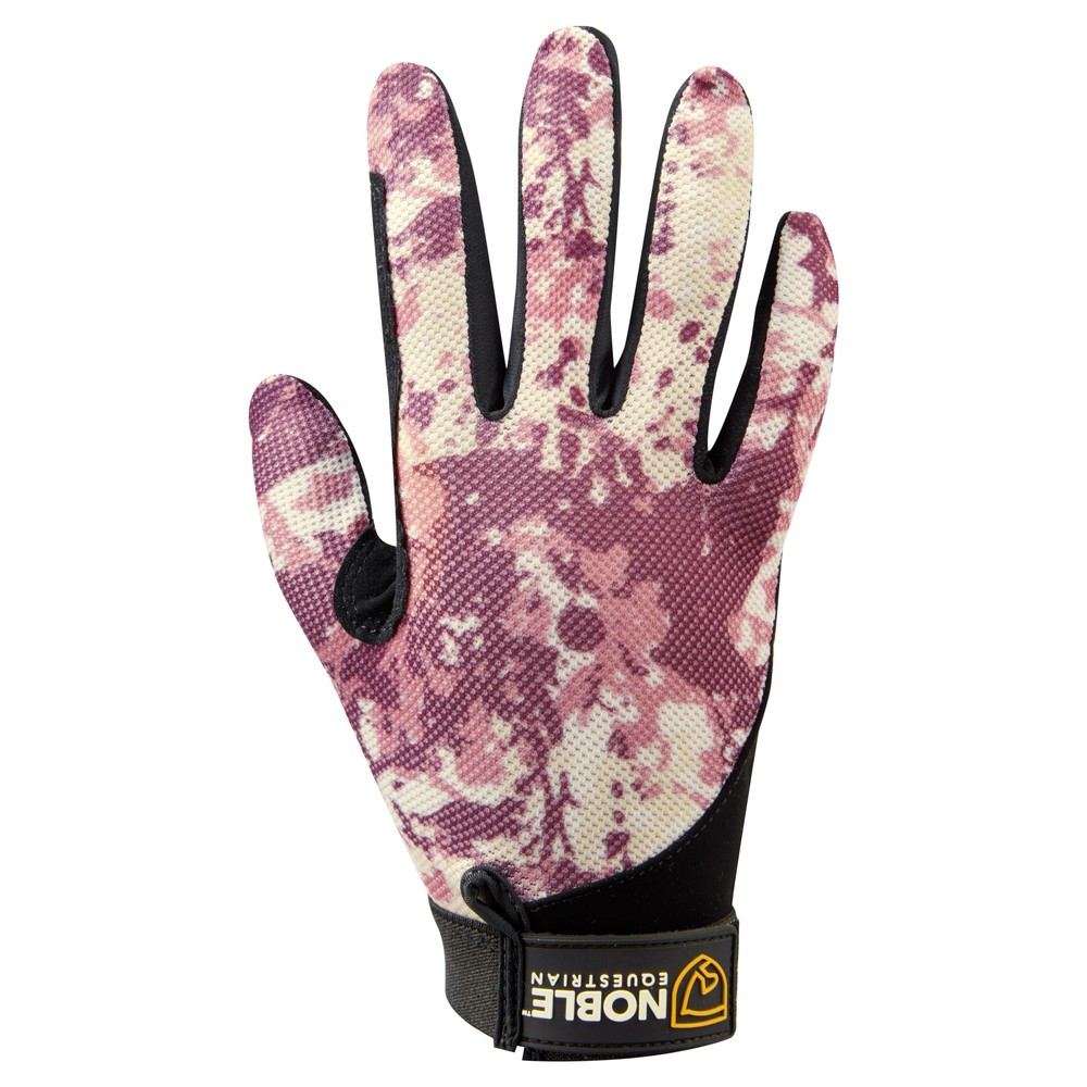 Perfect Fit Cool Mesh Glove Fig Floral Camo