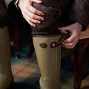 Men's Chasseur Prestige Leather Lined Wellingtons
