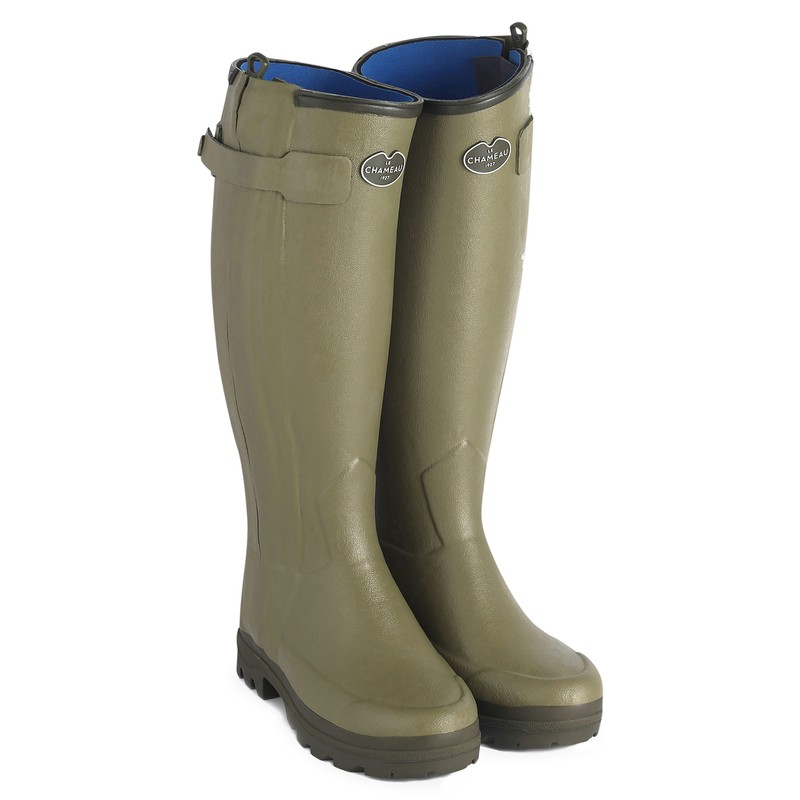 Women's Chasseur Neoprene Lined Wellington Boots