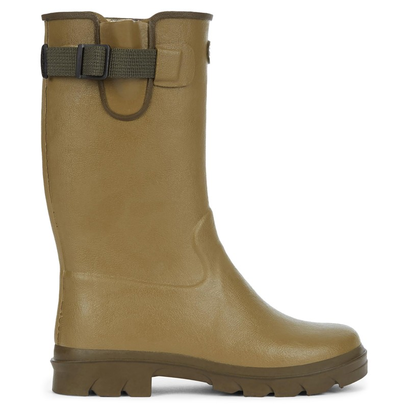 Children's Petite Vierzon Jersey Lined Wellingtons -