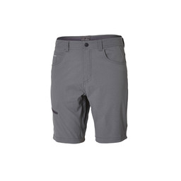 Royal Robbins Alpine Road Short 10'' in Pewter