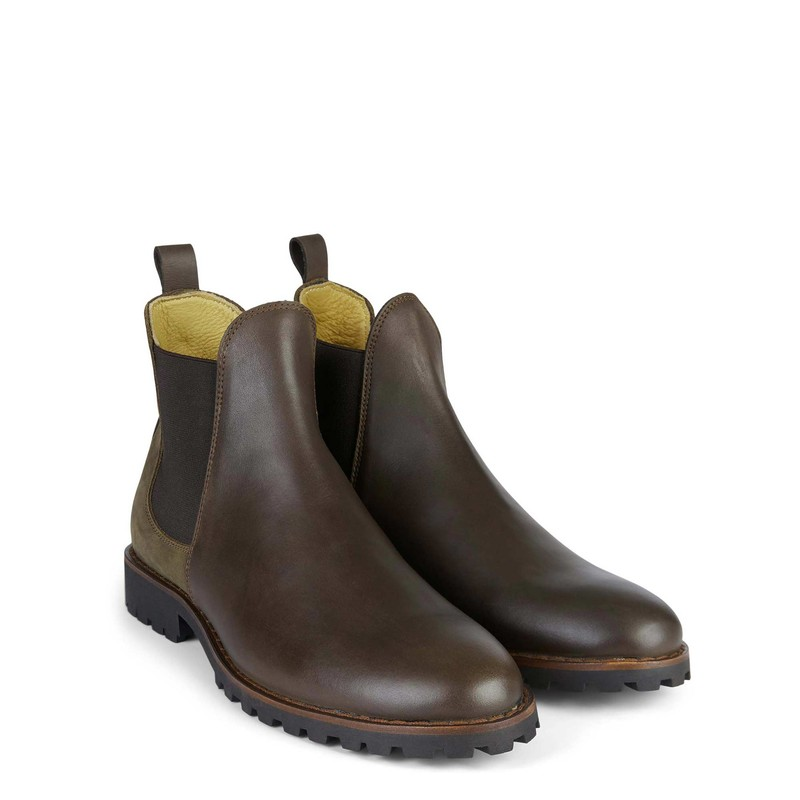 Men's Jameson Chelsea Leather Boot -