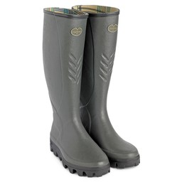 Men's Cérès Jersey Lined Wellington Boots
