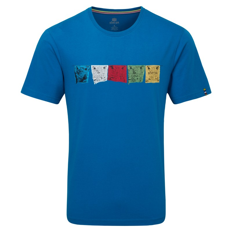 Tarcho Tee - Kongde Blue
