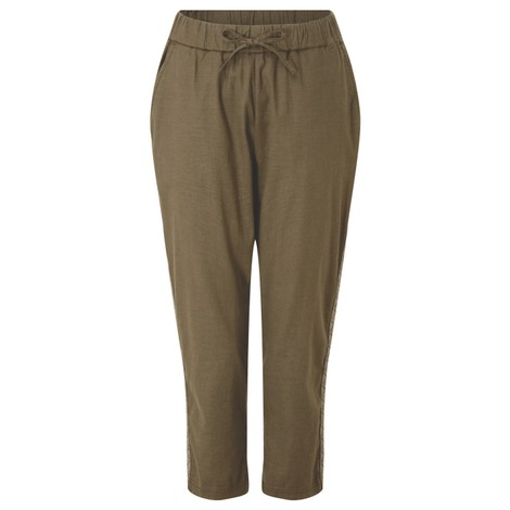 Sherpa Adventure Gear Kiran Cropped Pant in Tamur River