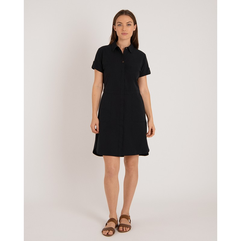 Sajilo Dress - Black