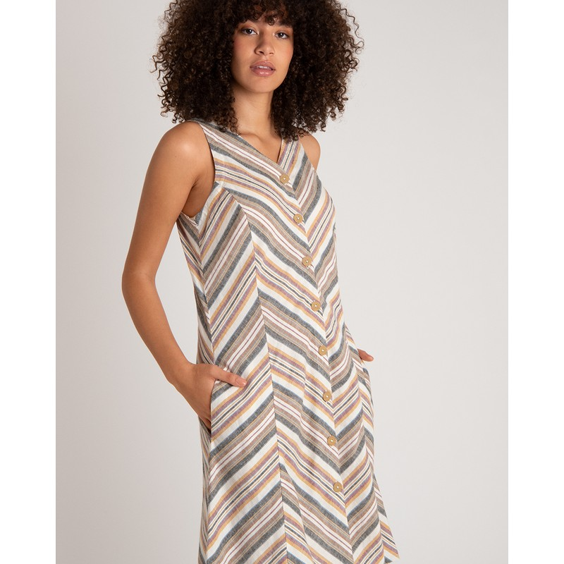 Kiran Dress - Multi
