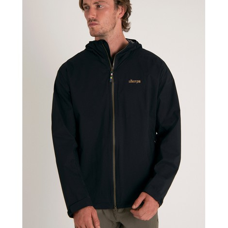 Sherpa Adventure Gear Asaar 2.5-Layer Jacket in Black