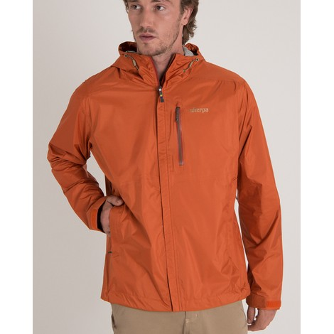 Sherpa Adventure Gear Kunde 2.5-Layer Jacket in Teej Orange