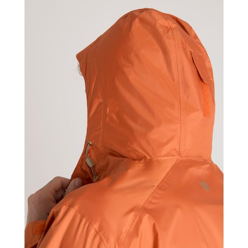 Kunde 2.5-Layer Jacket - Teej Orange