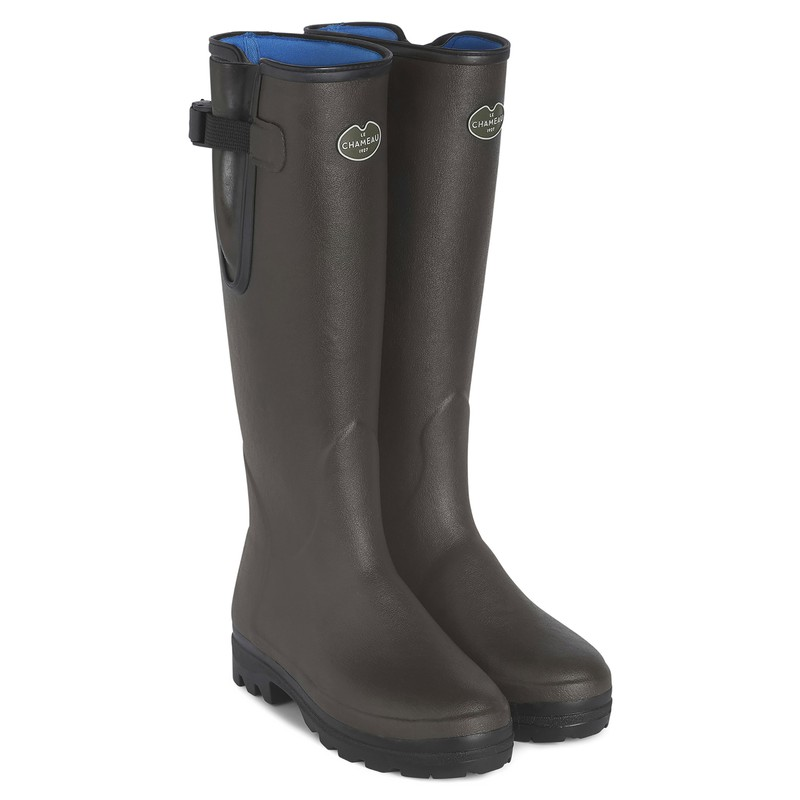 Women's Vierzonord Neoprene Lined Wellingtons