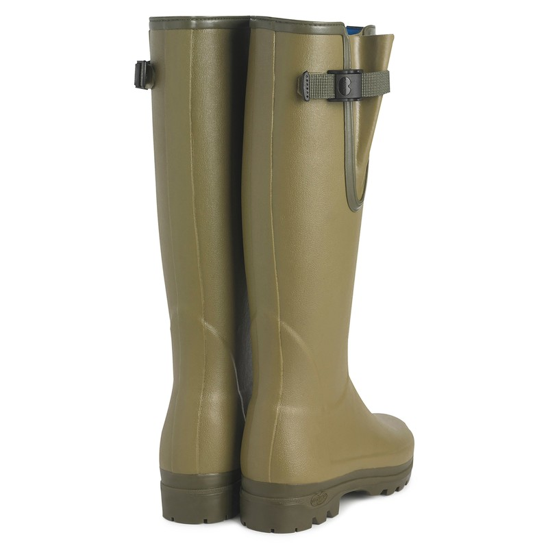 Women's Vierzonord Neoprene Lined Wellingtons -