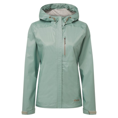 Sherpa Adventure Gear Kunde 2.5-Layer Jacket in Mechi Green