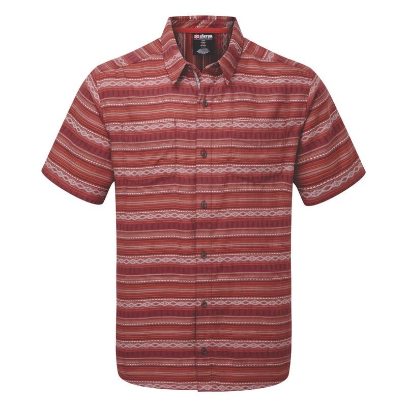 Bhaku Shirt - Ganden Red