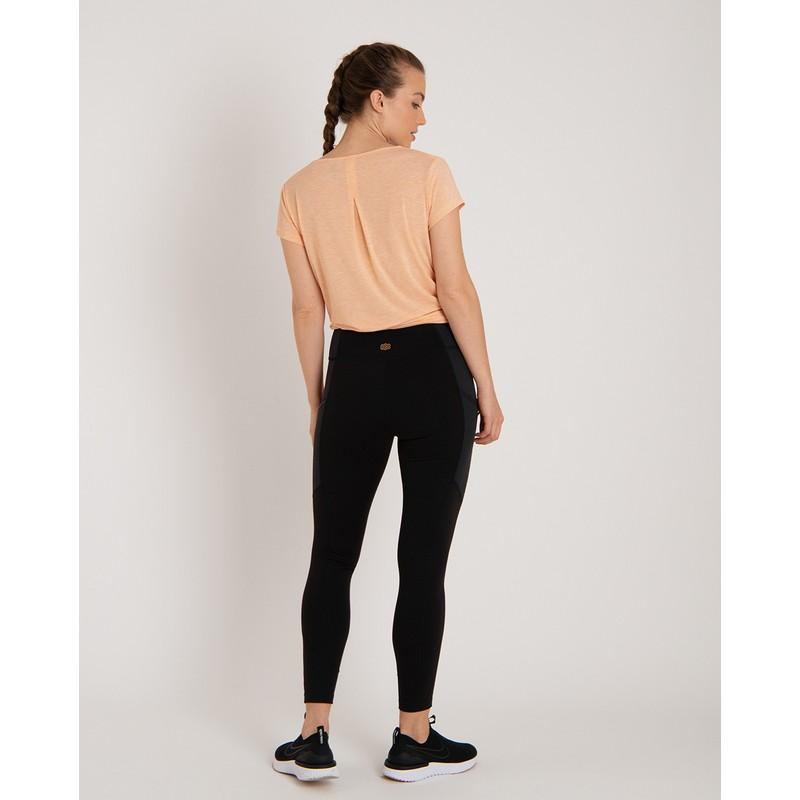Asha Short Sleeve Tee - Lapsi Orange