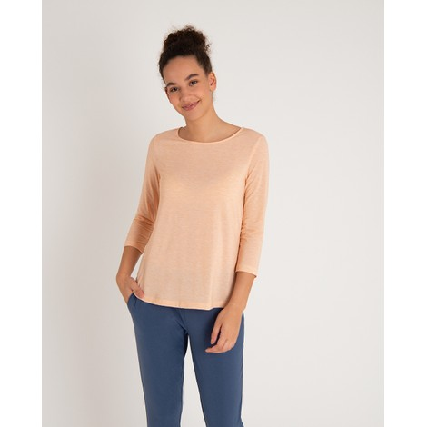 Asha 3/4 Sleeve Top Lapsi Orange