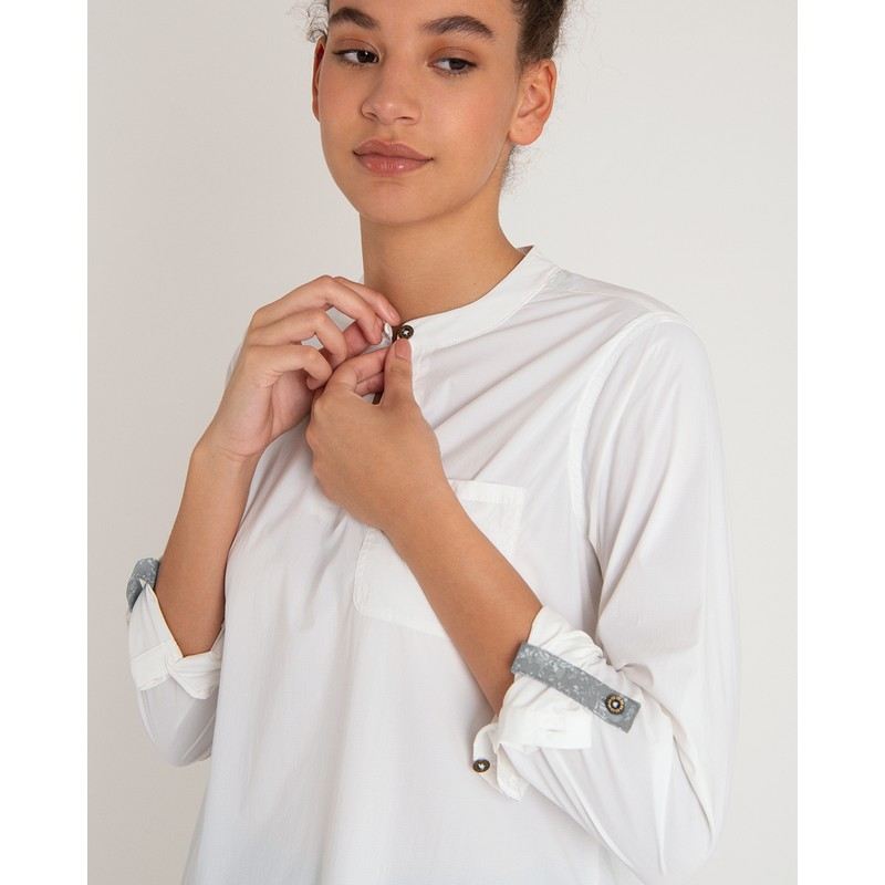 Ravi Shirt - Katha White