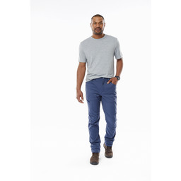 Royal Robbins Alpine Road Pant in Deep Blue