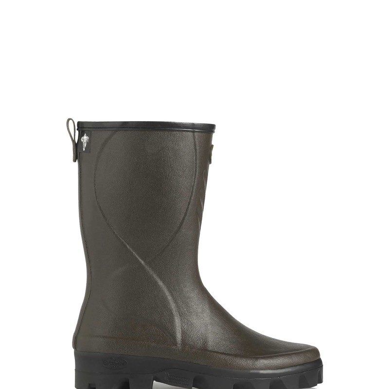 Men's Cérès Jersey Lined Low Wellington Boots -