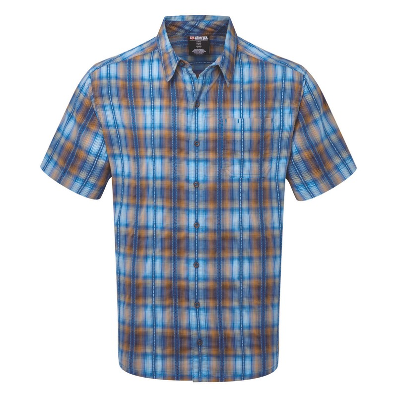Jhapa Shirt - Neelo Blue