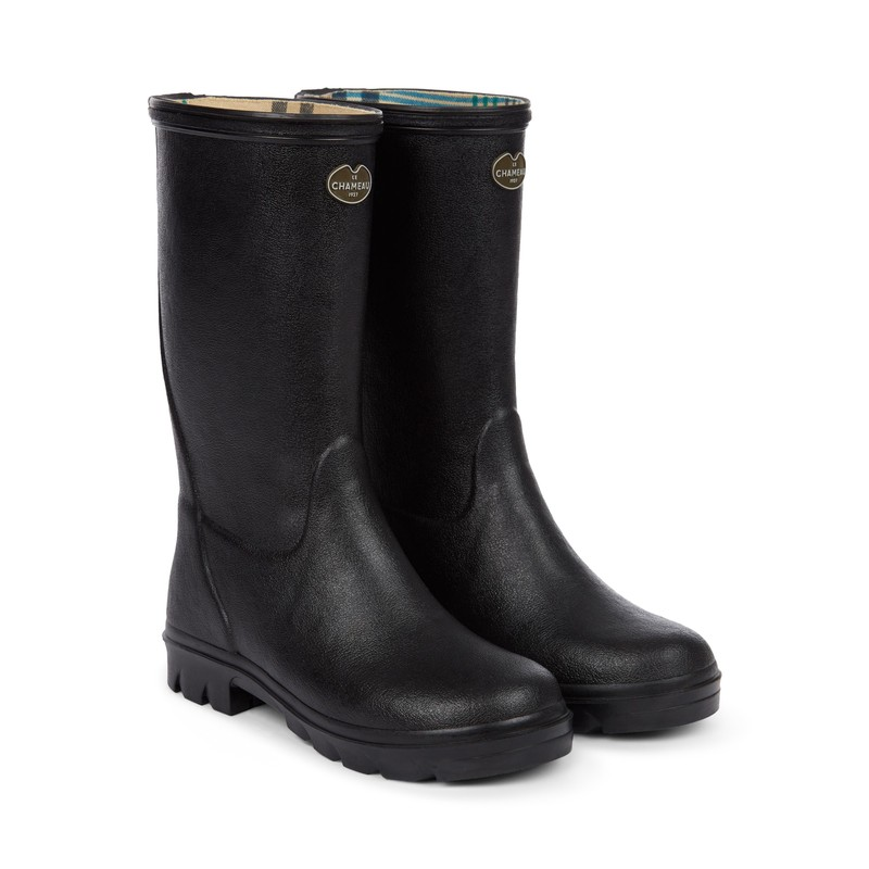 Children's Petite Aventure Jersey Lined Boot