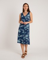 Padma Midi Dress - Neelo Print