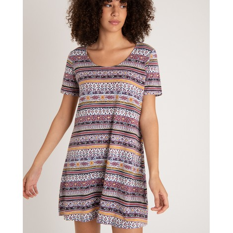 Sherpa Adventure Gear Kira Swing Dress in Peetho