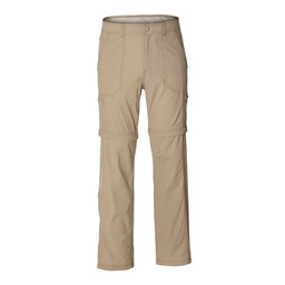 Royal Robbins Traveller Zip N Go Pant in Khaki