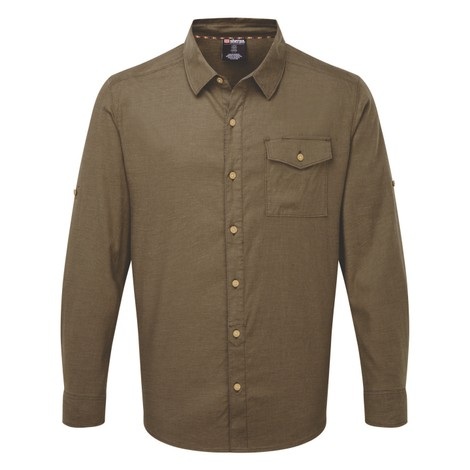 Langärmeliges Kiran-Hemd