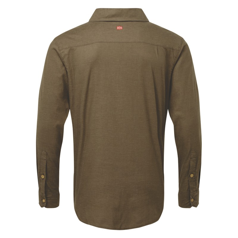 Kiran Long Sleeve Shirt - Tamur River