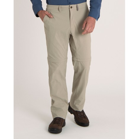 Sherpa Adventure Gear Mausam Zip Off Pant in Bardiya Sand
