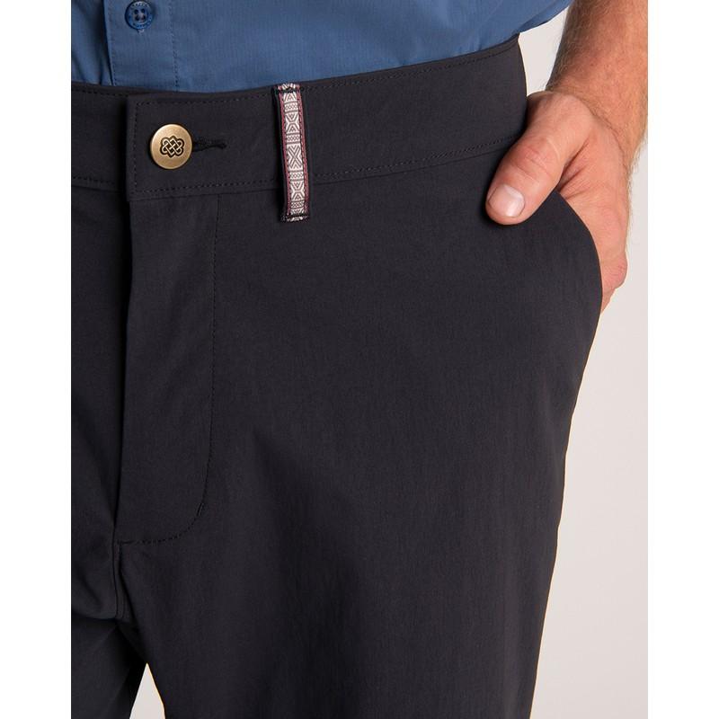 Mausam Zip Off Pant - Black