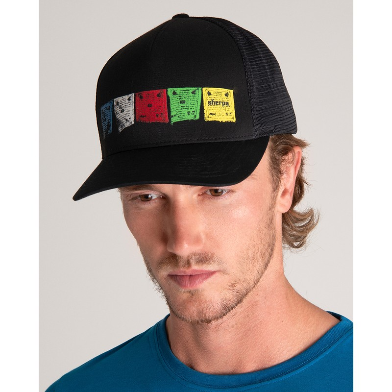 Tarcho Trucker Hat - Black